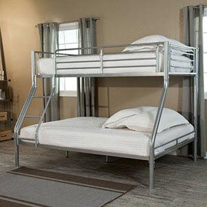 Etagenbett für Erwachsene 90x200