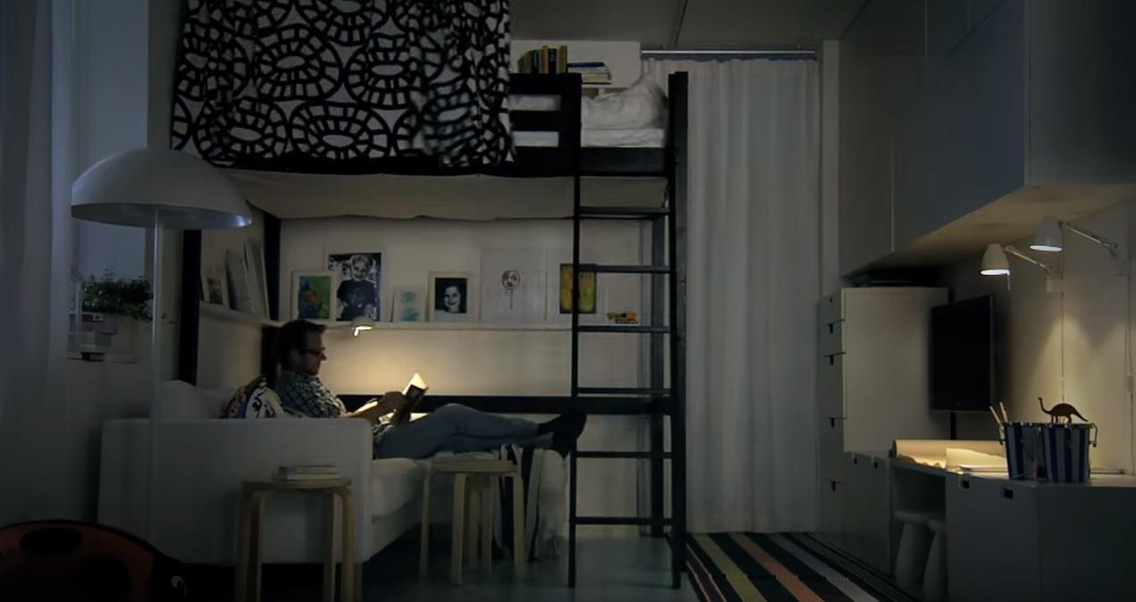 vorhang f r hochbetten anleitung und kaufberatung. Black Bedroom Furniture Sets. Home Design Ideas